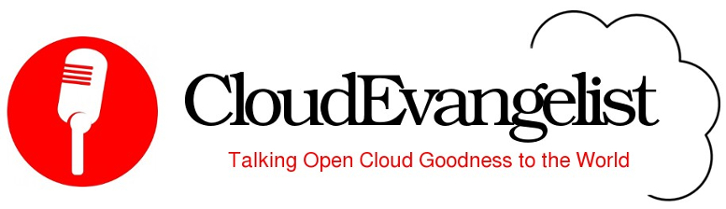 The Cloud Evangelist Blog